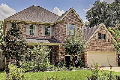 Houston Single Family Home For Sale: 3435 Linkwood Drive