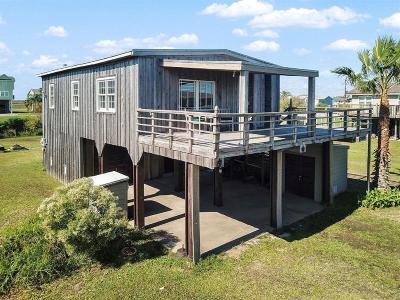 Galveston Single Family Home For Sale: 3930 4th St Street