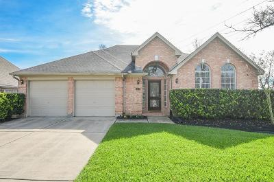 Sugar Land Single Family Home For Sale: 1110 Ferndale Court