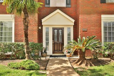 Sugar Land Single Family Home For Sale: 3807 Bratton Street