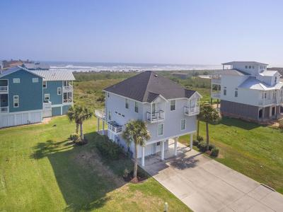 Galveston Single Family Home For Sale: 14470 Spyglass Circle