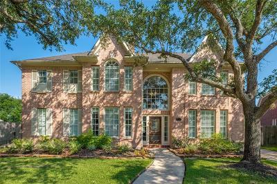 Houston Single Family Home For Sale: 19310 Whispering Breeze Lane