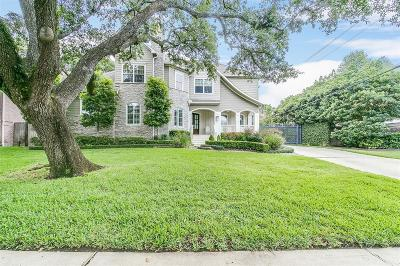 Houston Single Family Home For Sale: 5014 Jason Street