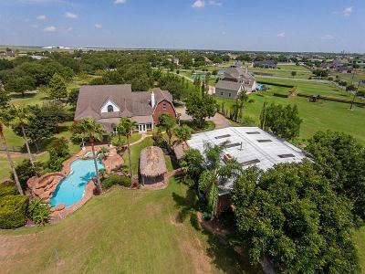 Katy Single Family Home For Sale: 10 Lakefield Trail