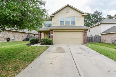 Conroe Single Family Home For Sale: 1407 Sycamore Leaf Way