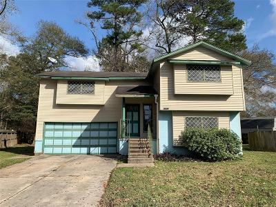 Huffman Single Family Home For Sale: 3539 Dryburgh Court