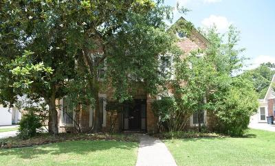 Harris County Single Family Home For Sale: 5631 Spring Lodge Drive