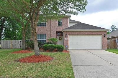 Summerwood Single Family Home For Sale: 14107 Spring Mountain Lane