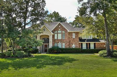 Conroe Single Family Home For Sale: 13276 Brookfield Lane