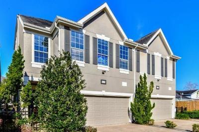 Houston Single Family Home For Sale: 5314 Palmetto Street