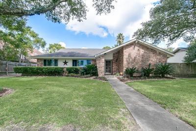 Houston Single Family Home For Sale: 4906 Imogene Street