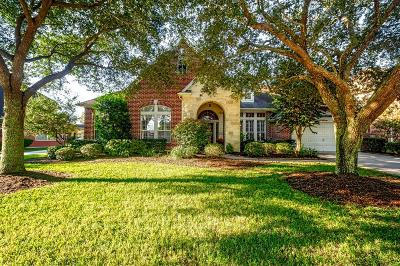 Humble Single Family Home For Sale: 14815 Ramblebrook