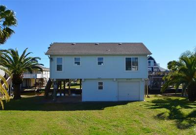 Galveston Single Family Home For Sale: 16607 Bahama Way