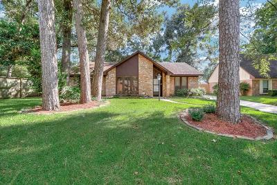 Kingwood Single Family Home For Sale: 2218 Silver Falls