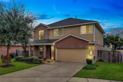 Conroe TX Single Family Home For Sale: $219,900