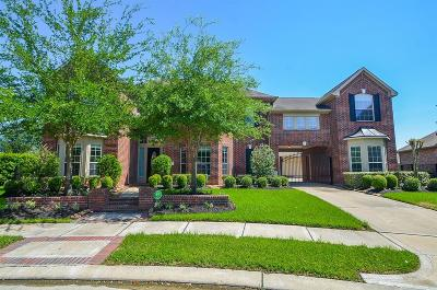 Cypress Single Family Home For Sale: 18807 Cove Bend Lane