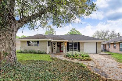 Houston Single Family Home For Sale: 4407 Spellman Road
