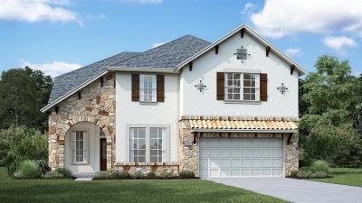 Houston Single Family Home For Sale: 5418 Mason Mountain Lane