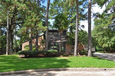 Kingwood Single Family Home For Sale: 1902 Southern Pines Drive