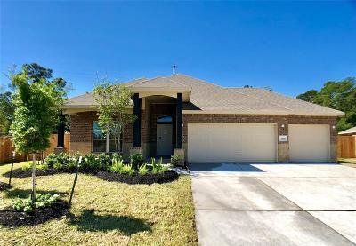 Tomball Single Family Home For Sale: 30831 Berkshire Downs Drive