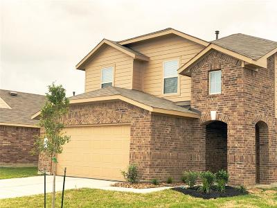 Channelview Single Family Home For Sale: 15442 Rancho Plata