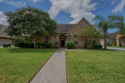 Texas City Single Family Home For Sale: 2519 Pilgrim Estates Drive