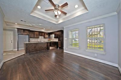 Houston Single Family Home For Sale: 8134 Crestview Drive
