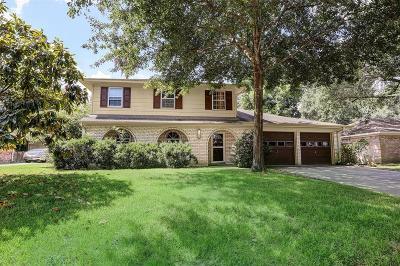 Cypress Single Family Home Option Pending: 14703 Honeycomb Lane