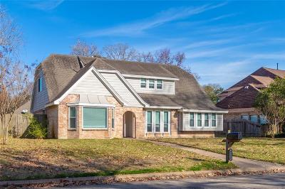 Humble Single Family Home For Sale: 8331 Bunker Bend Drive