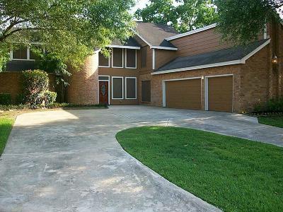 Houston Single Family Home For Sale: 14207 Islandwoods Drive