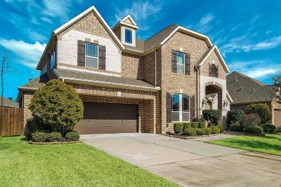 Conroe Single Family Home For Sale: 3315 Compass Court