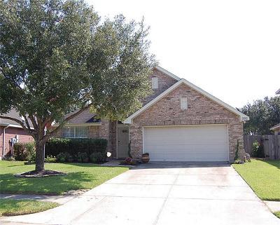 League City Single Family Home For Sale: 395 Livingstone Lane