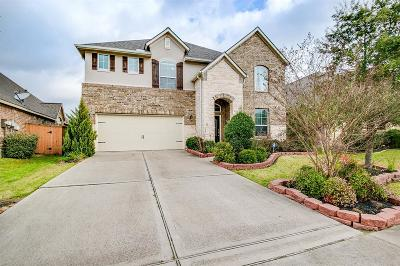 Richmond Single Family Home For Sale: 17626 Quiet Shores Drive