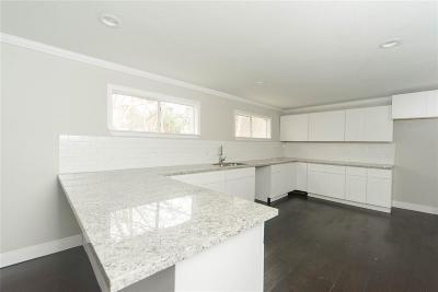 Houston Single Family Home For Sale: 4210 Rutland Street