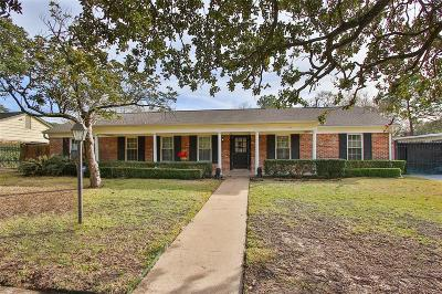 Meyerland Single Family Home For Sale: 4927 Loch Lomond Drive