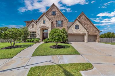 Katy Single Family Home For Sale: 26927 Stillwood Meadow Lane
