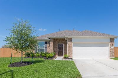 Texas City Single Family Home For Sale: 12731 Beacon Cove Drive