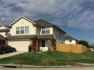 Houston Single Family Home For Sale: 21802 Westfield Ridge Dr Drive