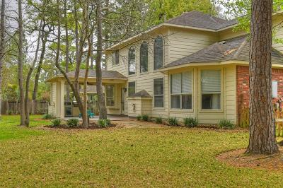 Conroe Single Family Home For Sale: 10 Troll Woods Court