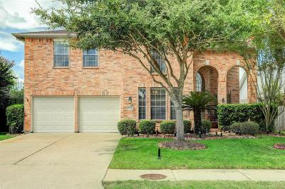 Pearland Single Family Home For Sale: 10017 Dawn Brook Drive