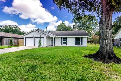 Pearland Single Family Home For Sale: 5109 Francis Drive