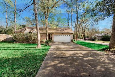 The Woodlands Single Family Home For Sale: 14 Purpletop Court