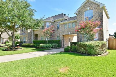 Cypress TX Single Family Home For Sale: $519,500