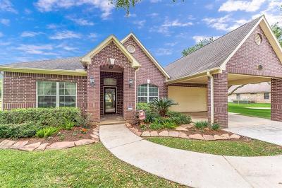 Rosenberg Single Family Home For Sale: 3110 Hettie Road