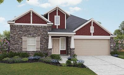 Rosenberg Single Family Home For Sale: 219 Sintra Lake Way