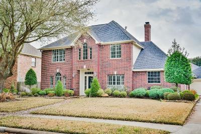Pasadena Single Family Home For Sale: 4831 Baywood Drive