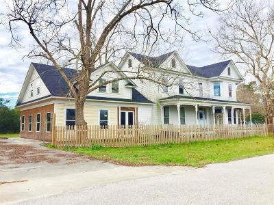 Shepherd Single Family Home For Sale: 150 1st Street