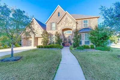 Fulshear Single Family Home For Sale: 27727 Lakeway Trail Lane