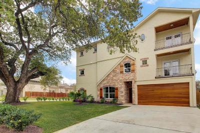 Houston Single Family Home For Sale: 4703 Ingersoll Street