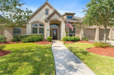 Pearland Single Family Home For Sale: 2408 Evening Star Drive